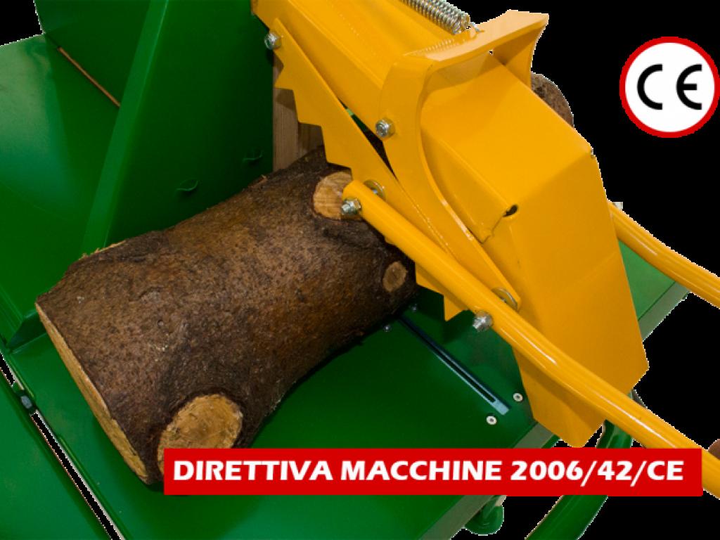 Direttiva-Macchine-2006 per sega scorrevole